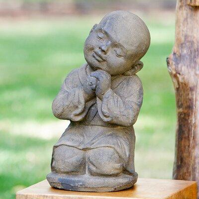 Happy Shaolin Statue 46365