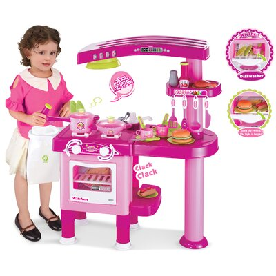 My First Play Kitchen BR008-82