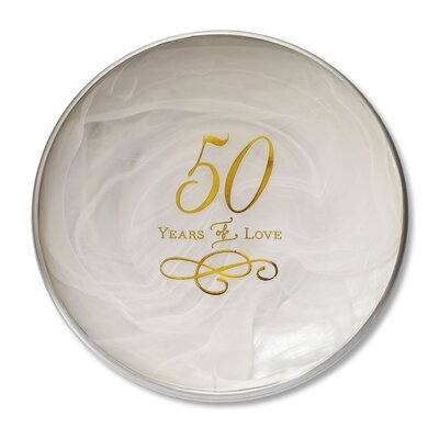 From This Day Forward 50th Anniversary Decorative Plate 1003170051