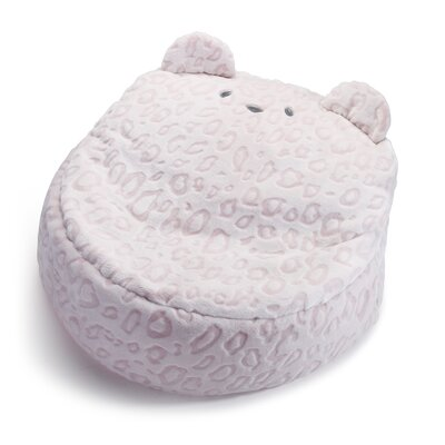 Savanna Prudy Bear Bean Bag Chair Color: Blue