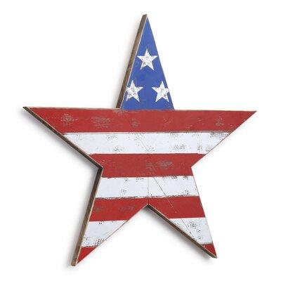 Americana Star Wall Décor