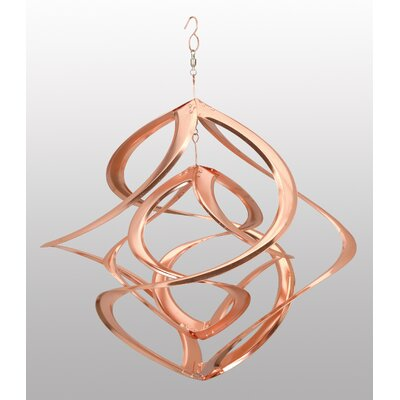 "Cosmix Double Wind Spinner (Set of 2) Size: 20"" H x 17.5"" W x 17.5"" D 31056"