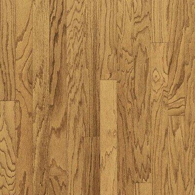 Forest Glen 3 Engineered Red Oak Hardwood Flooring in Satin Harvest