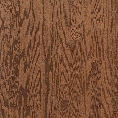 Forest Glen 3 Engineered Red Oak Hardwood Flooring in Satin Woodstock