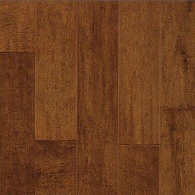 5 Engineered Maple Hardwood Flooring in Burnt Almond