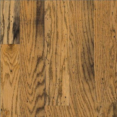 5 Engineered Red Oak Hardwood Flooring in Yellowstone