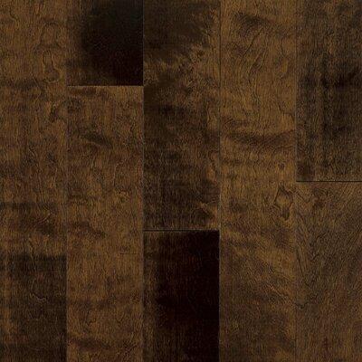 5 Engineered Yellow Birch Hardwood Flooring in Chocolate Malt