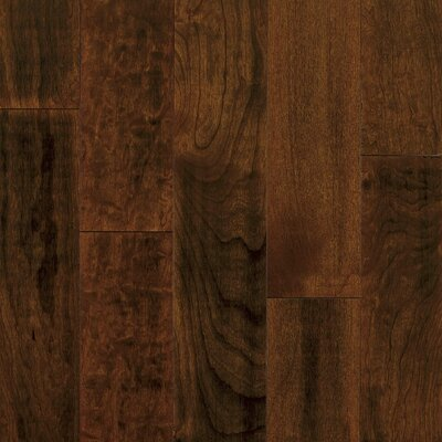 5 Engineered Cherry Hardwood Flooring in Amberwood