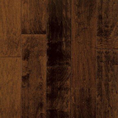 5 Engineered Maple Hardwood Flooring in Raisin