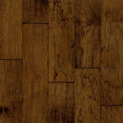 5 Engineered Hickory Hardwood Flooring in Turned Earth