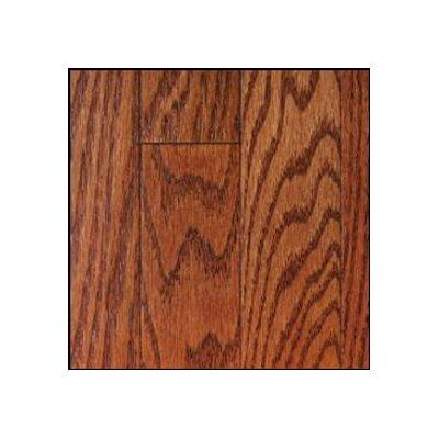 St. Andrews 2-1/4 Solid Oak Flooring in Merlot