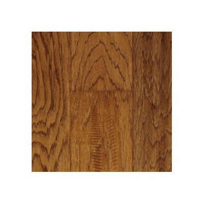 5 Engineered Hickory Hardwood Flooring in Sunset Sand