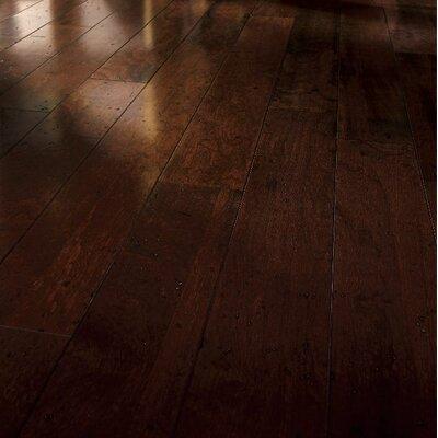 American Vintage 5 Engineered Cherry Hardwood Flooring in Low Gloss Copper Kettle