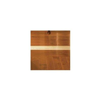 Random Width Solid Maple Hardwood Flooring in Cinnamon