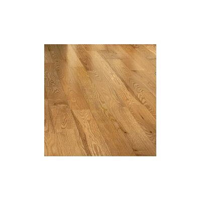 5 Solid Red Oak Hardwood Flooring in Natural