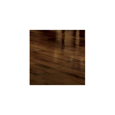 5 Engineered Walnut Hardwood Flooring in Low Gloss Mesa Brown
