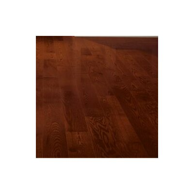 5 Solid Red Oak Hardwood Flooring in Cherry