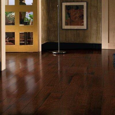 American Vintage 5 Engineered Cherry Hardwood Flooring in Low Gloss Sangria