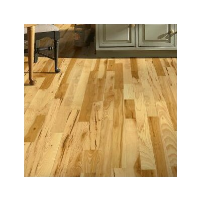 5 Solid Hickory Hardwood Flooring in Country Natural