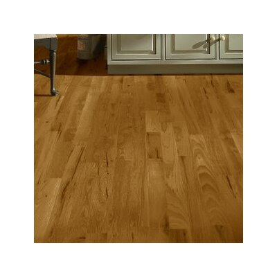 4 Solid Hickory Hardwood Flooring in Oxford Brown
