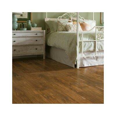 5 Solid Hickory Hardwood Flooring in Clover Honey