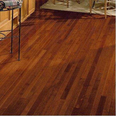 2-1/4 Solid Maple Hardwood Flooring in Cherry