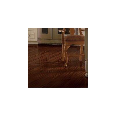 4-18/25 Engineered Exotic Hardwood Flooring in African Mahogany Burnished Sable