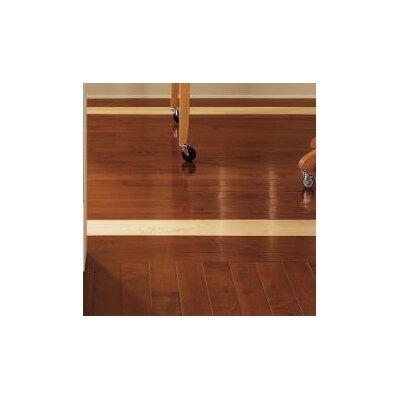 Kennedale Prestige Plank 3-1/4 Solid Maple Hardwood Flooring in Semi Gloss Cherry