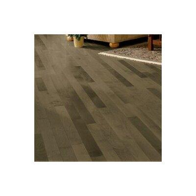 2-1/4 Solid Maple Hardwood Flooring in Cappuccino