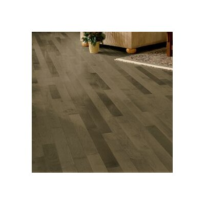 3-1/4 Solid Maple Hardwood Flooring in Country Antique