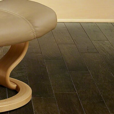 5 Engineered Hickory Hardwood Flooring in Magnolia