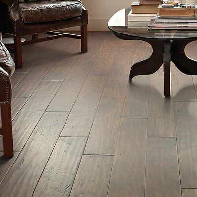 Sanford 5 Engineered Hickory Hardwood Flooring in Falcon