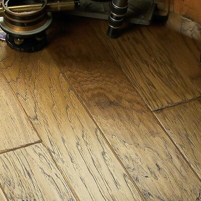 5 Engineered Hickory Hardwood Flooring in Miranda