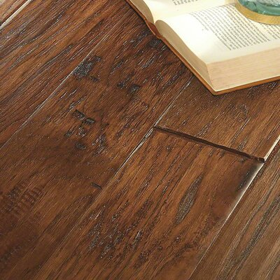 5 Engineered Hickory Hardwood Flooring in Maben