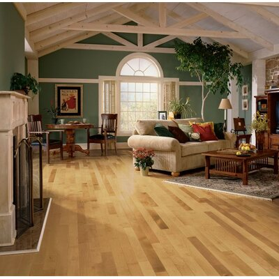 Kennedale Strip 2-1/4 Solid Maple Hardwood Flooring in Country Natural