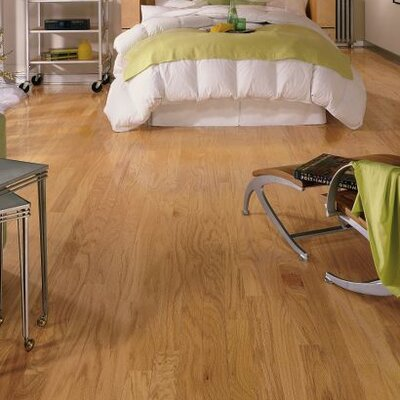 3-1/4 Solid Oak Hardwood Flooring in Natural