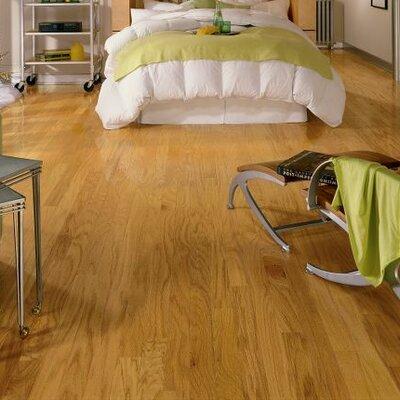 3-1/4 Solid Oak Hardwood Flooring in Maize