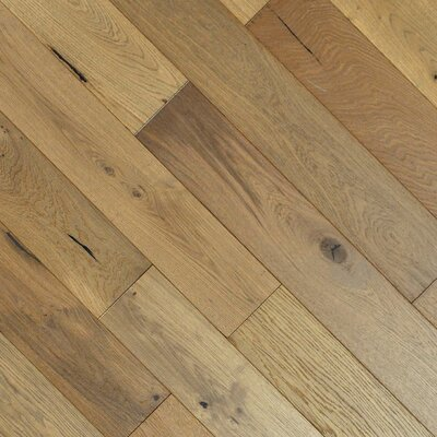 Keston 5.88 Oak Hardwood Flooring in Natural