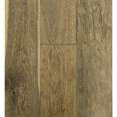 Harrington 7.5 Oak Hardwood Flooring in Natural