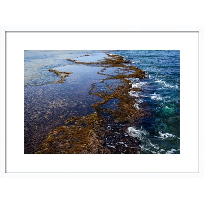 Sdot Yam Beach Framed Giclee Print, Artfully Walls