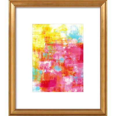 Off The Grid II Framed Print, Artfully Walls