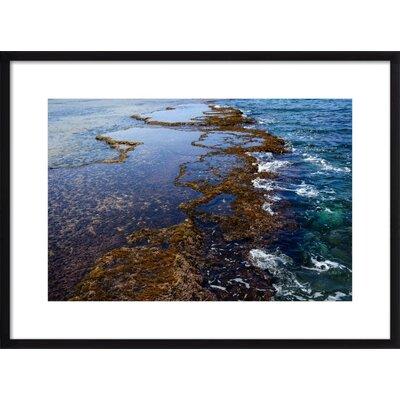 Beach Framed Giclee Print, Artfully Walls