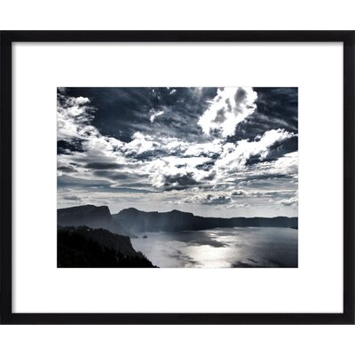 Legendary Framed Giclee Print, Artfully Walls Size: 12 H x 14 W