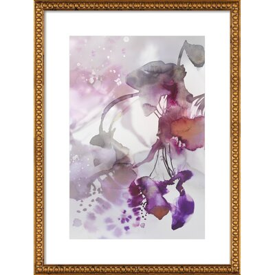 The Year the Rain Mixed with Tears Framed Giclee Print, Artfully Walls