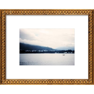 Caminha Framed Giclee Print, for Artfully Walls Size: 18 H x 24 W