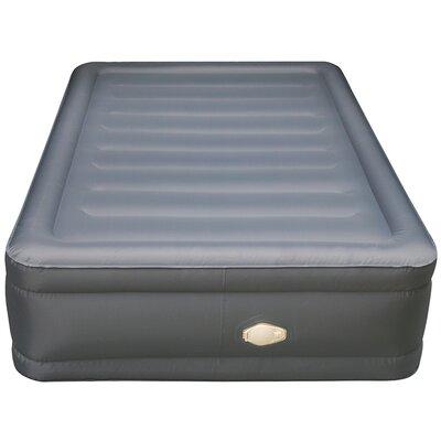 Lustrous Air Mattress with 3/4 Memory Foam Mattress Topper Size: Full