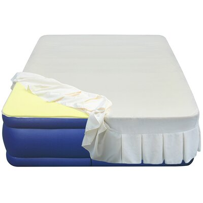 Essentials Airbed High 3/4