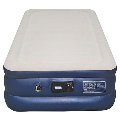 Keystone 18 Raised Air Mattress with Built In Pump