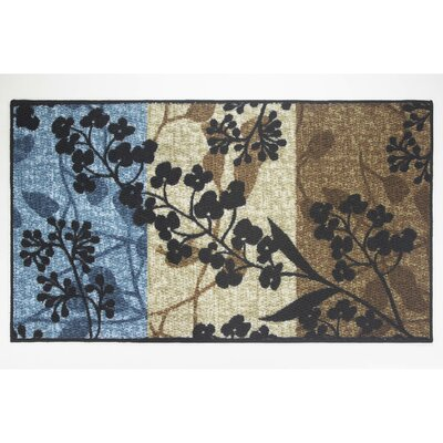 Tulips Area Rug Rug Size: Rectangle 22 x 39