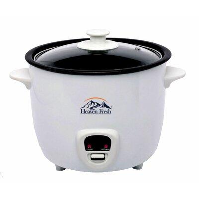 NaturoPure 1.59-Quart Rice Cooker HF1011